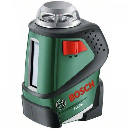 Samonivelační čárový laser Bosch PLL 360