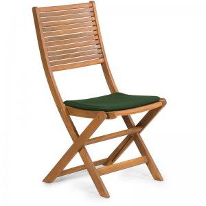 Podsedák židle - zelený FIELDMANN FDZN 9018