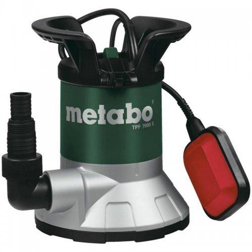 Ponorné čerpadlo s plošným sáním Metabo TPF 7000 S
