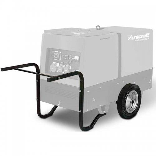 Podvozek pro elektrocentrály PG-D 600/900 TEA Unicraft