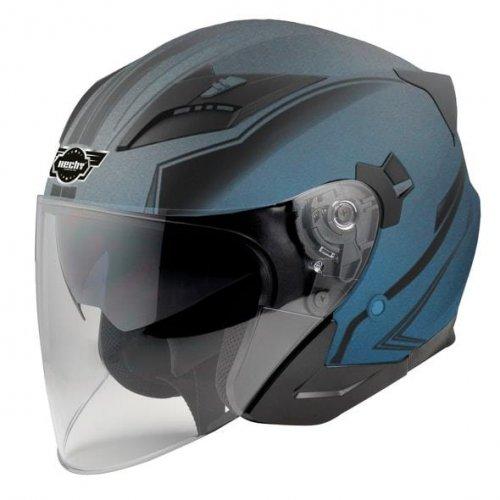 Přilba pro skútr a motocykl HECHT 52627 XL