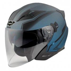 Přilba pro skútr a motocykl HECHT 52627 S