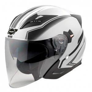 Přilba pro skútr a motocykl HECHT 51627 S