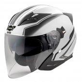 Přilba pro skútr a motocykl HECHT 51627 M