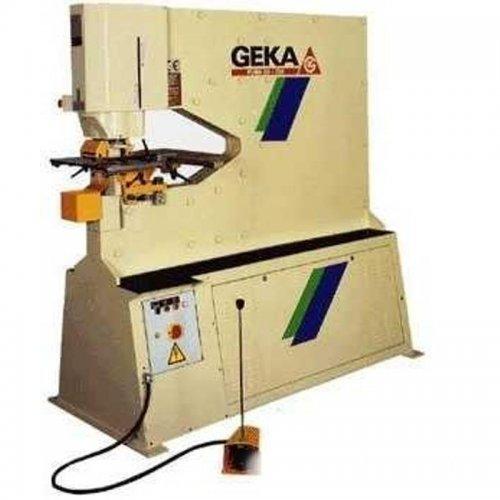 Hydraulický děrovač GEKA PUMA 80 SD