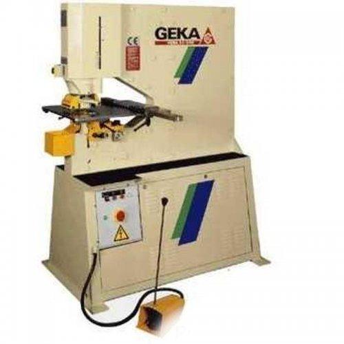 Hydraulický děrovač GEKA PUMA 55 S