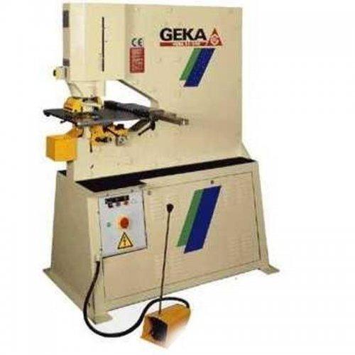 Hydraulický děrovač GEKA PUMA 55 SD