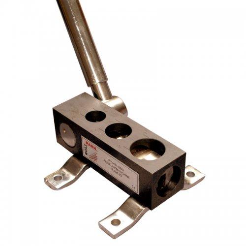Děrkovačka trubek Holzmann RAM 43