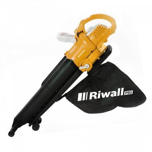 Elektrický vysavač a foukač Riwall REBV 3000