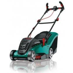 Aku rotační sekačka na trávu 2x2,0Ah Bosch Rotak 370 LI Ergoflex