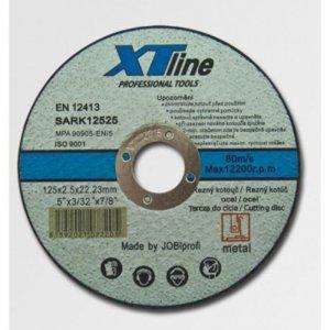Kotouč řezný na ocel 115x1,6x22,2 XTline SARK11516