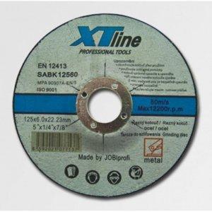 Kotouč brusný na ocel 150x6,0x22,2 XTline SABK15060