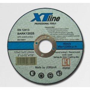 Kotouč řezný na ocel 115x2,5x22,2 XTline SARK11525