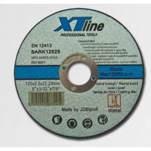 Kotouč řezný na ocel 230x3,0x22,2 XTline SARK23030