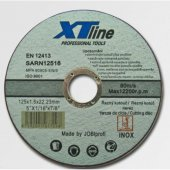 Kotouč řezný na nerez 115x1,6x22 XTline SARN11516