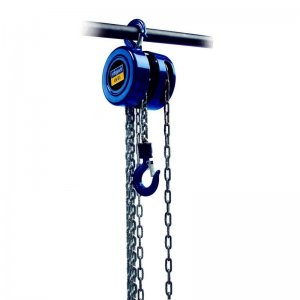Řetězový kladkostroj ruční Scheppach CB 01