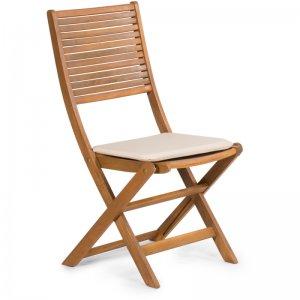 Podsedák židle - krémový FIELDMANN FDZN 9019