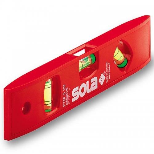 Magnetická vodováha 20cm Sola PTM 5 20