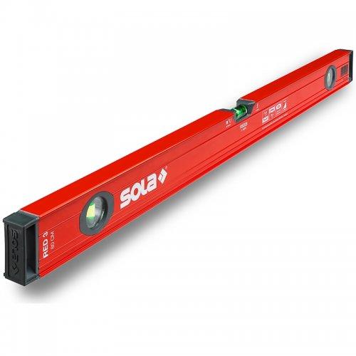 Profilová vodováha 100cm Sola Red 3 100