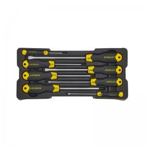 8dílná sada šroubováků v modulu Stanley STMT1-74181