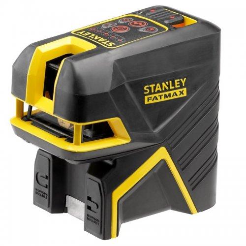 Křížový + 5 bodový laser STANLEY FMHT1-77415