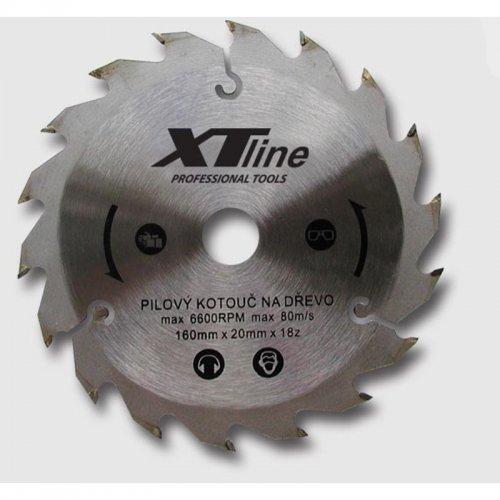 Kotouč pilový profi 400x30/80 zubů Xtline TCT40080