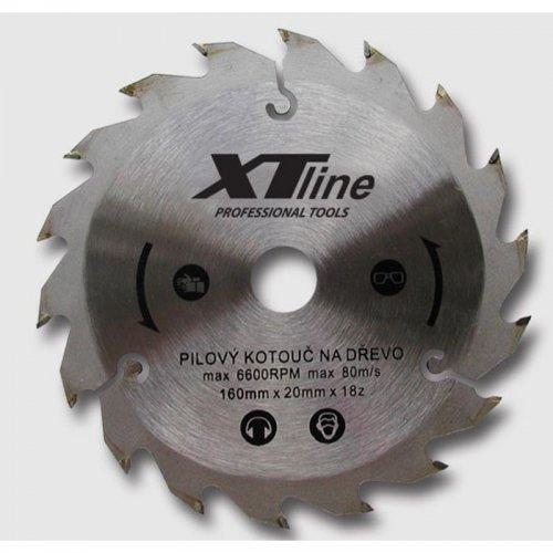Kotouč pilový profi 200x30/40 zubů XTline TCT20040