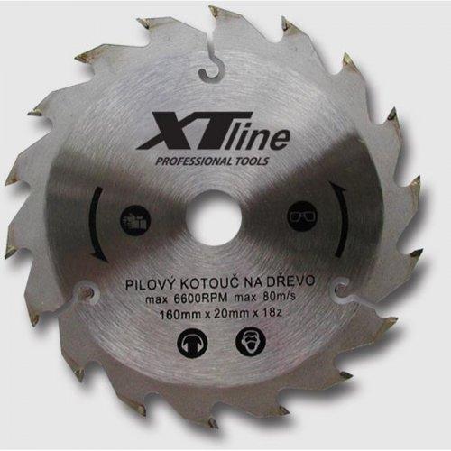 Kotouč pilový profi 300x30/60 zubů XTline TCT30060