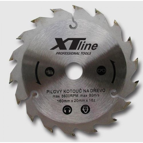 Kotouč pilový profi 350x30/60 zubů XTline TCT35060