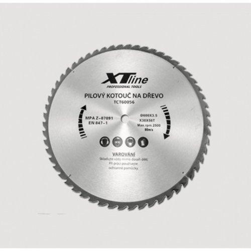 Kotouč pilový profi 500x30/40 zubů XTline TCT50040