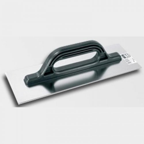 Hladítko rovné nerez STAVTOOL 380 mm plastová rukojeť ZP6500