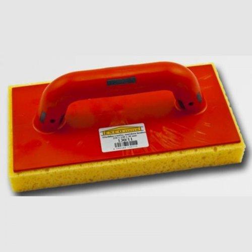 Hladítko s nařezaným molitanem 250 x 130 x 10 mm ZE130/11