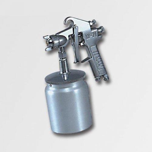 Pistole stříkací se spodní nádobou 1,0l tryska 1,5mm STAVTOOL P19609