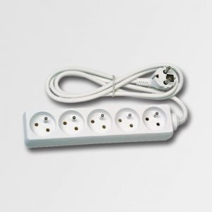 Prodlužovací kabel 230V/5 zásuvek, 3m KL870393