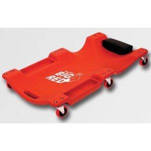Lehátko pojízdné plastové 1010x475x130mm BIG RED JACKS PTRH6802-2