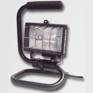 Reflektor s držákem 500W/230V G3201