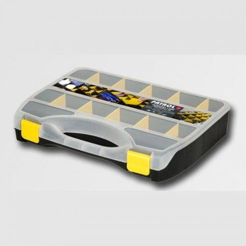Organizér plastový domino line P90036