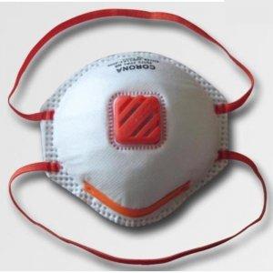 Respirátor s ventilem FFP1 PC0012