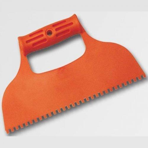 Stěrka plastová - zuby 4 x 6 mm ZN37031