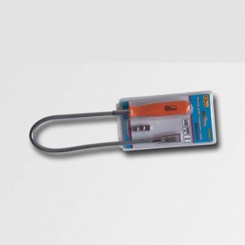 Ohebný magnet s LED žárovkou CORONA PC0463