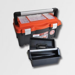 Box plastový s organizérem Firebird P90022