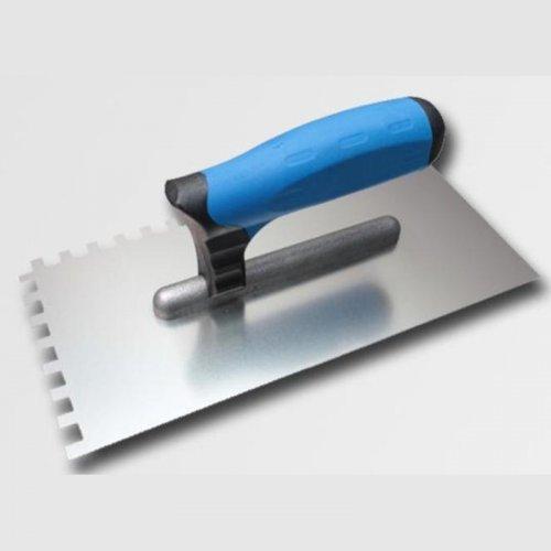 Hladítko nerez Kubala 130 x 270 mm zub 8 x 8 Z0243