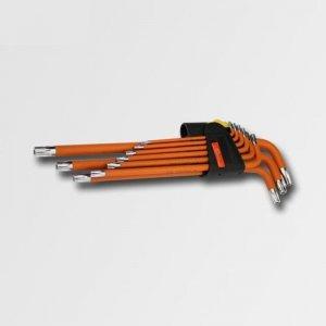 9-ti dílná sada TRX klíčů S2 CORONA PC6602