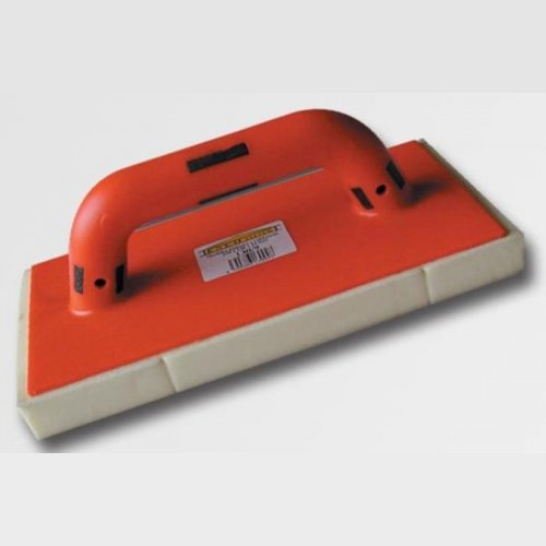 Hladítko plastové s rubbenen 280 x 140 x 20 mm ZE131/9