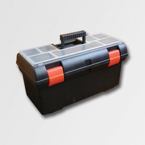 Box plastový s organizérem STUFF P90046