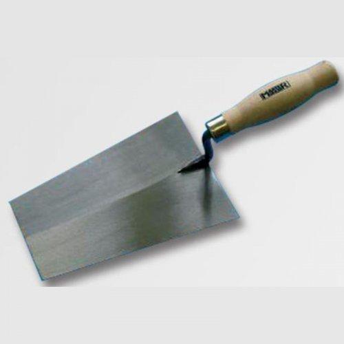 Lžíce zednická ocel broušená 160 mm ZL003