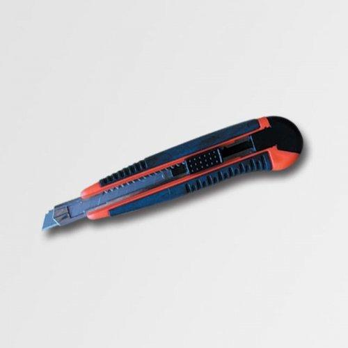 Ulamovací nůž 9mm pogumovaný P107017
