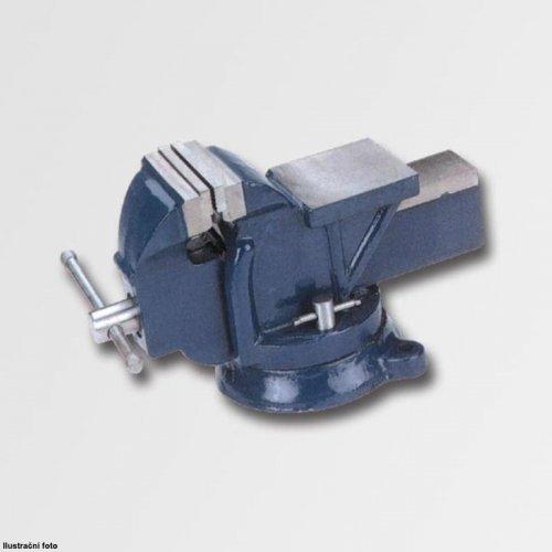 Svěrák otočný 125mm P19235