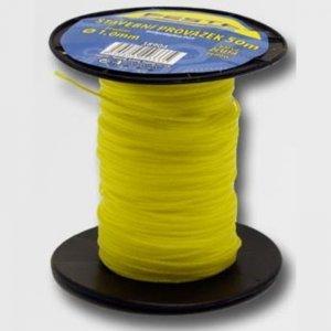 Provázek 50 m 1,7 mm žlutý ZN38905
