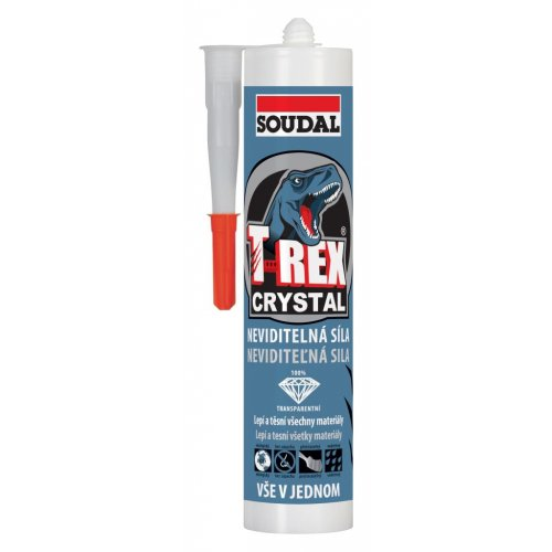 T-REX CRYSTAL 290ml SOUDAL 1243020